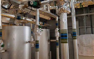 Industrial Insulation and Fabrication